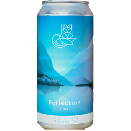 Good Things Brewing Co Reflection Pale Ale 440ml (4%)