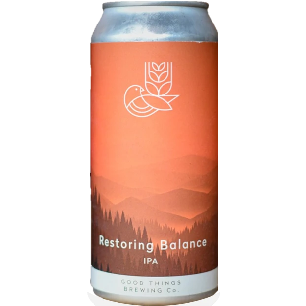 Good Things Brewing Co Restoring Balance IPA 440ml (5.5%)