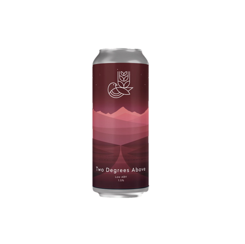 Good Things Two Degrees Above Low ABV Pale Ale 440ml (1.5%)