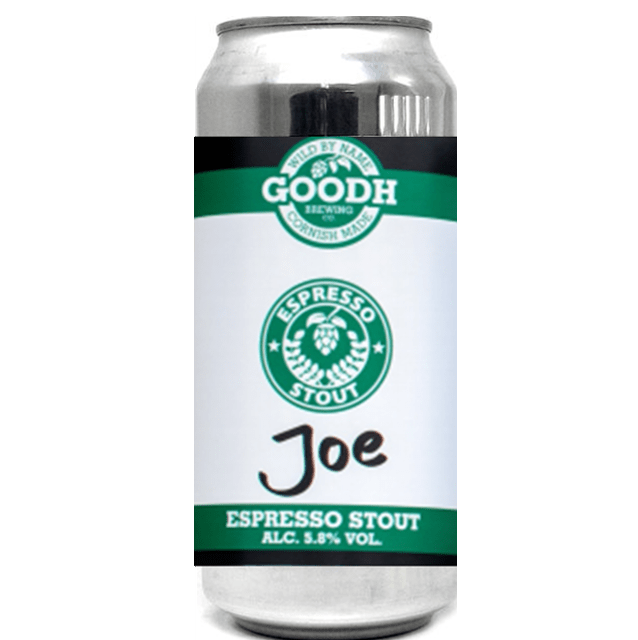 Goodh Brewing Co. Joe Espresso Stout 440ml (5.8%)