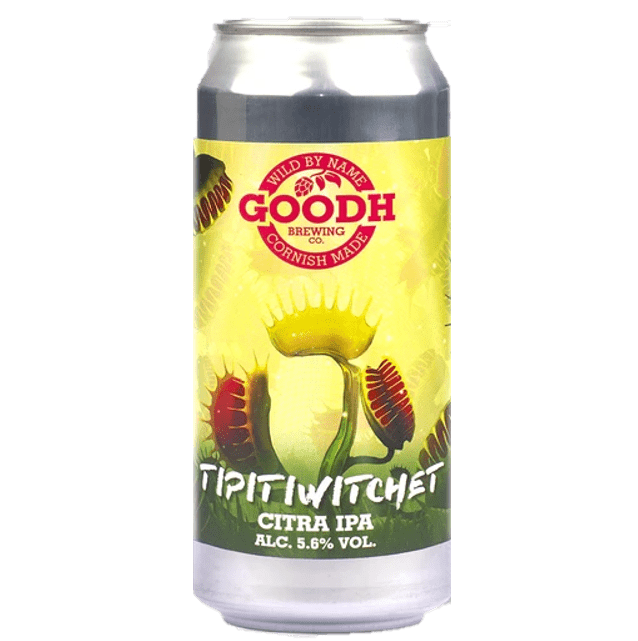 Goodh Brewing Co. Tipitiwitchet Citra IPA 440ml (5.6%)