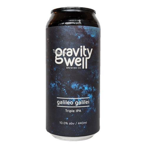 Gravity Well Galileo Galilei Triple IPA 440ml (10%)