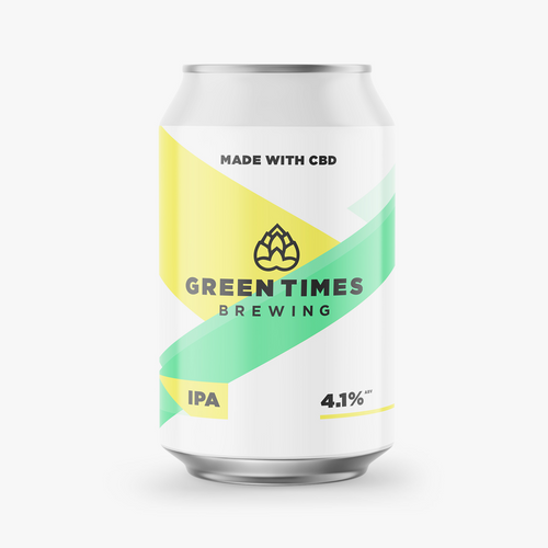 Green Times Brewing Session IPA 330ml (4.1%)