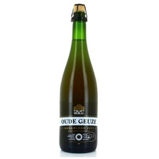 HORAL Oude Geuze Mega Blend 2019  Lambic 750ml (7%)
