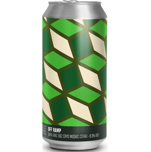 Howling Hops Off Ramp DIPA 440ml (8%) - indiebeer