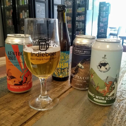 Vegan Beer Tasting Experience For Two