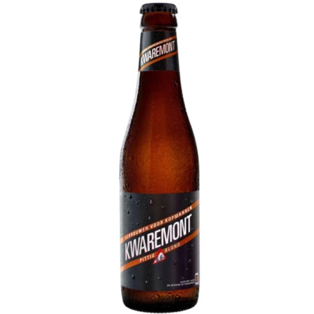 Kwaremont Blonde  330ml (6.5%)