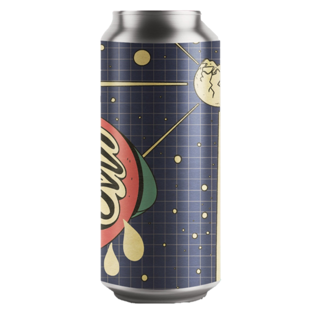 Left Handed Giant When The Moon Collapses Stroopwafel Imperial Stout 440ml (10.5%)