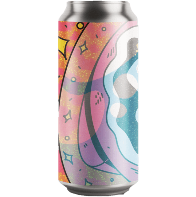 Left Handed Giant I Am Too Lucid Hazy IPA 440ml (6.5%)