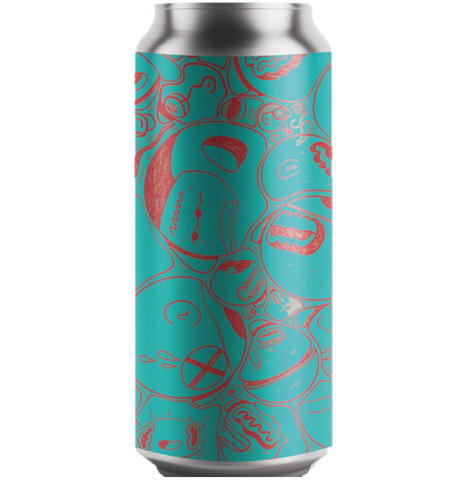 Left Handed Giant Thousand Eyes IPA 440ml (6.5%)