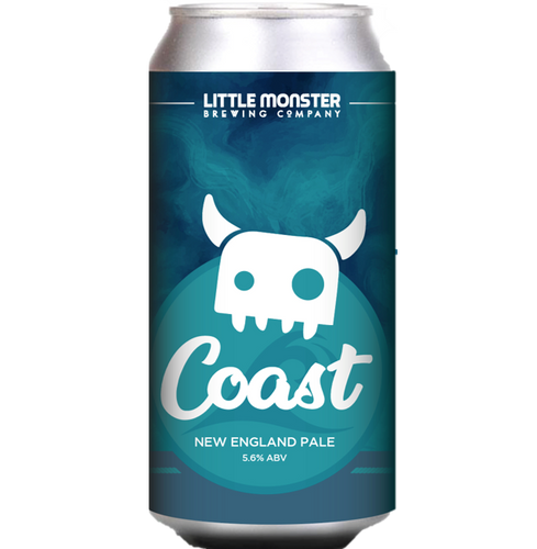 Little Monster Coast New England Pale Ale 440ml (5.6%)