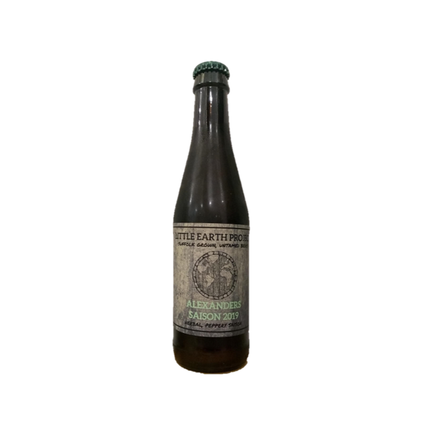 Little Earth Alexanders Saison 330ml (5.9%)
