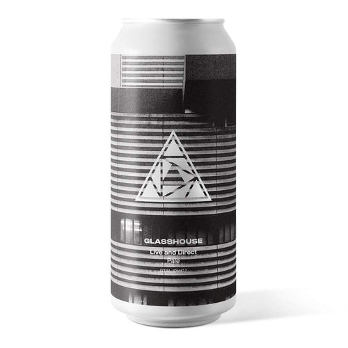 Glasshouse Beer Co Live & Direct Pale Ale 440ml (5%)