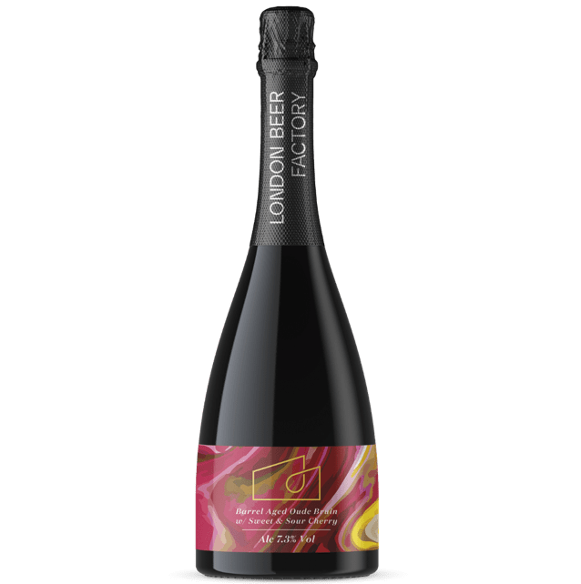London Beer Factory x Little Monster Collab Tokoloshe - Oude Bruin with Sweet & Sour Cherries 750ml (7.3%)