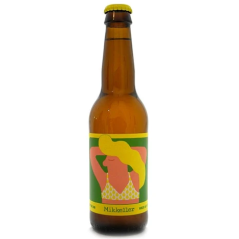 Mikkeller Drink 'in The Sun Lemon American Style Wheat Ale 330ml (0.3%)