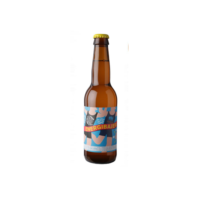 Mikkeller Energibajer Alcohol Free Wheat Beer 330ml (0%)