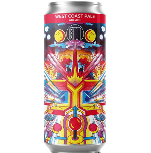 Mondo Arcade West Coast Pale 440ml (4.8%)