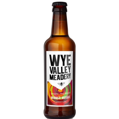 Wye Valley Meadery Mango Mosaic 330ml (5.5%)