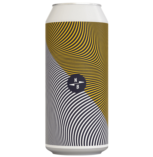 North Brewing Co Triple Fruited Gose - Mango + Passion Fruit  440ml (4.7%)