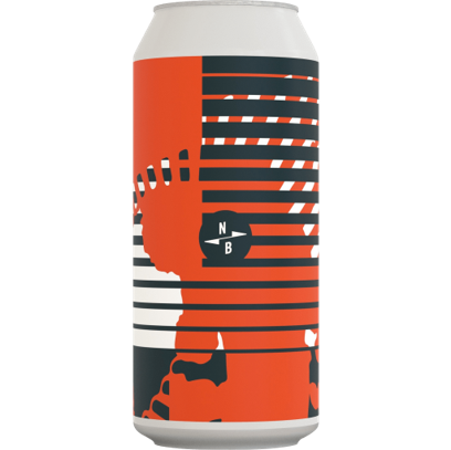 North Brewing Waving Flags DDH IPA 440ml (7%)