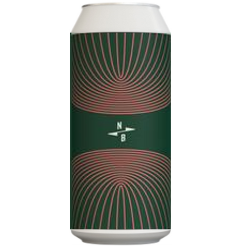 North Brewing x Track Collab NEIPA 440ml (6.8%)