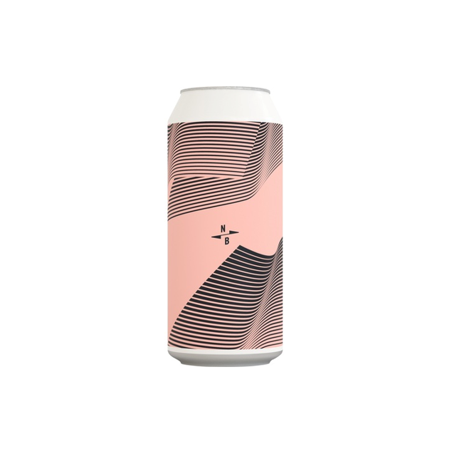 North Brewing Co Dazed & Awake DIPA 440ml (8%)