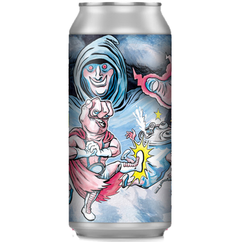Northern Monk Patrons Project 14.06 Can of Whup Ass Australian DDH IPA 440ml (6.7%)