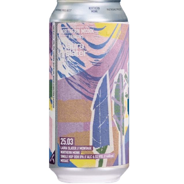 Northern Monk Patrons Project 25.03: Montage - Mosaic Single Hop DDH IPA 440ml (6.5%)