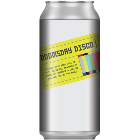 Northern Monk Patrons Project 11.02 | Lord Whitney: Doomsday Disco 7% Rainbow Sherbert IPA 440ml (7%)