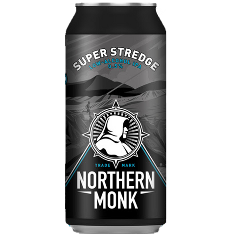 Northern Monk Super Stredge Alcohol Free IPA 440ml (0.5%)