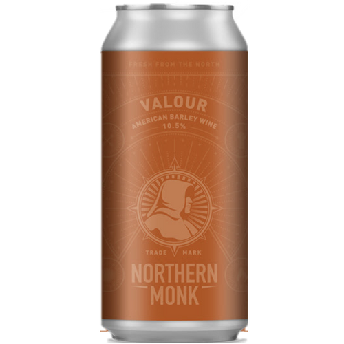 Northern Monk Valour American Barleywine 440ml (10.5%)