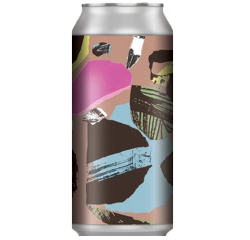 Northern Monk Patrons Project 25.01 Laura Slater // Everyday Abstract // Single Hop DDH IPA 440ml (7.2%)