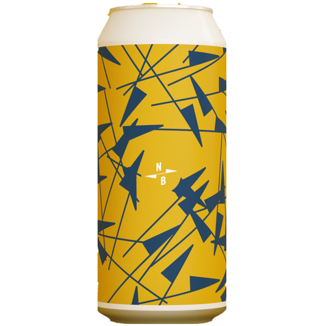 North Brewing Co Session Pale Ale El Dorado & Citra 440ml (4.1%)