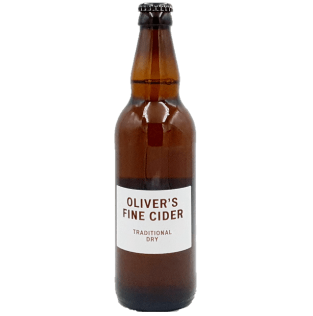 Olivers Traditional Dry Cider 500ml (6%)
