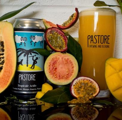Pastore Tropicale Acido Imperial Tropical Berliner Weisse 440ml (7%)