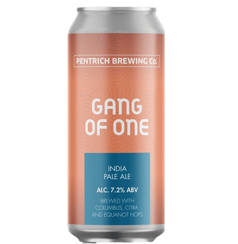 Pentrich Brewing Co Gang of One IPA 440ml (7.2%)