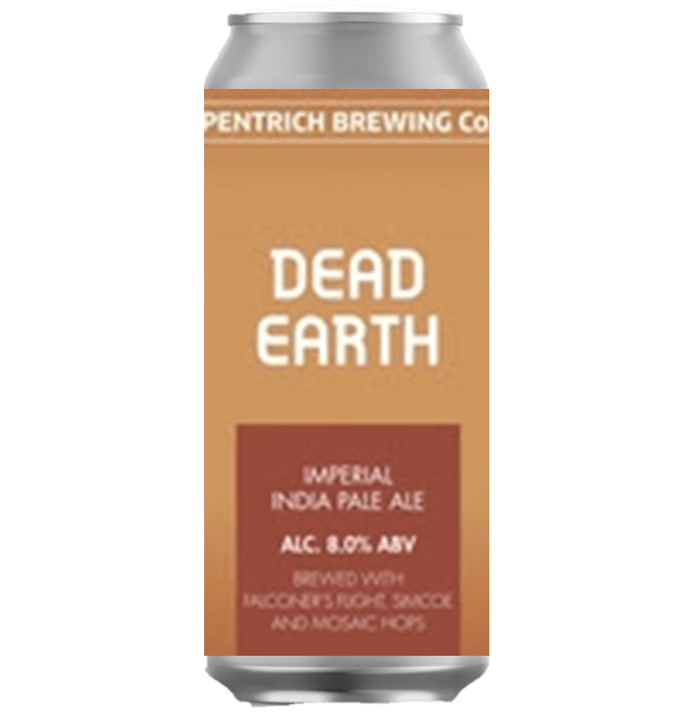 Pentrich Dead Earth DIPA 440ml (8%)