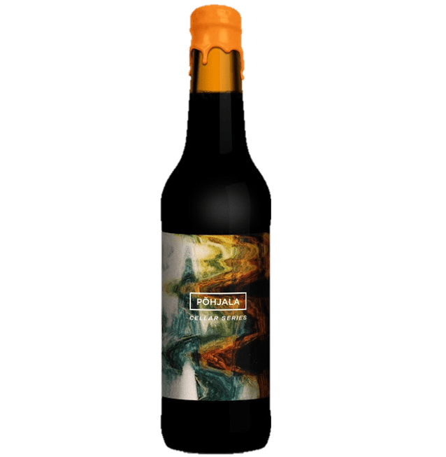 Pohjala Cellar Series Must Cowboy Breakfast Imperial Stout 330ml (12.5%)