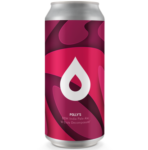 Pollys Brew Co A Cosy Decomposer - DDH IPA 440ml (6.6%)