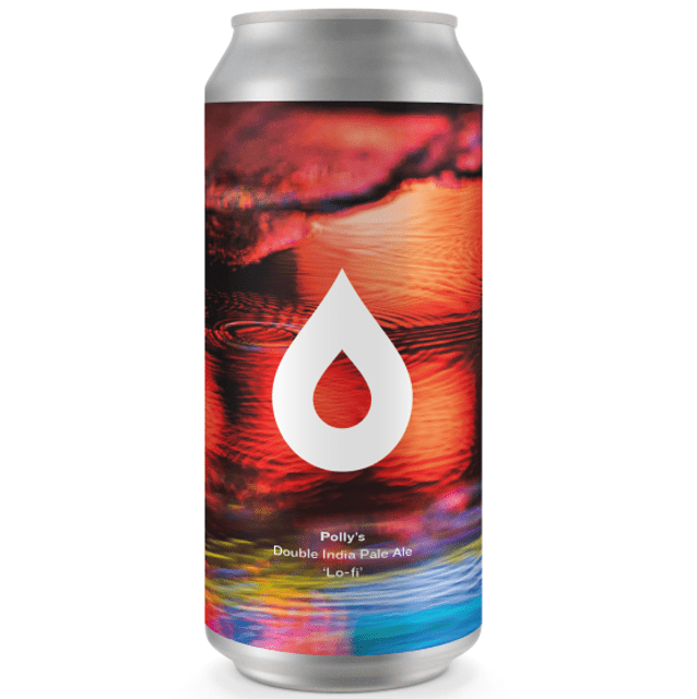 Pollys Brew Co Augment Range Lo-Fi DIPA 440ml (8%)