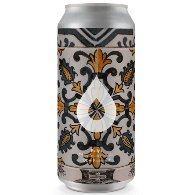 Pollys Brew Co DDH Patternist - TIPA 440ml (10%)