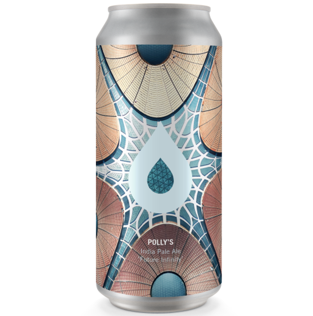 Pollys Brew Co Future Infinity IPA 440ml (6.8%)