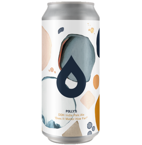 Pollys Does It Matter How Far? IPA 440ml (7.2%)