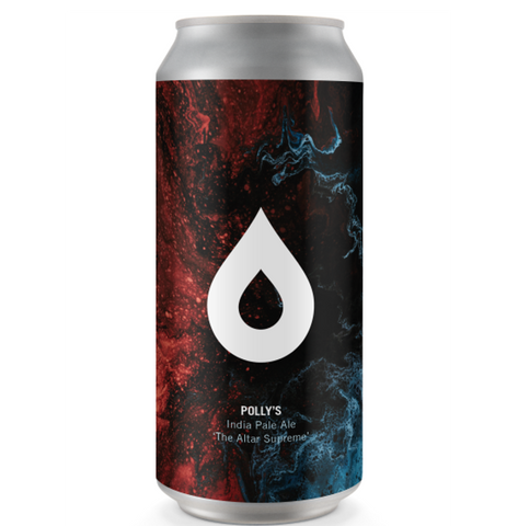 Pollys The Altar Supreme IPA 440ml (5.9%)