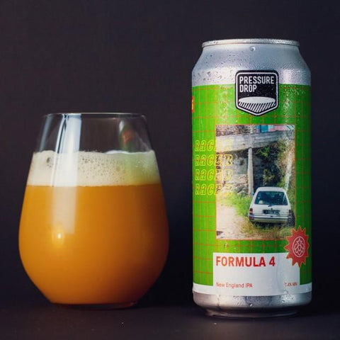 Pressure Drop Formula 4 New England IPA 440ml (7.4%)