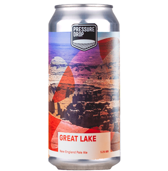 Pressure Drop Great Lake New England Pale 440ml (5.2%)