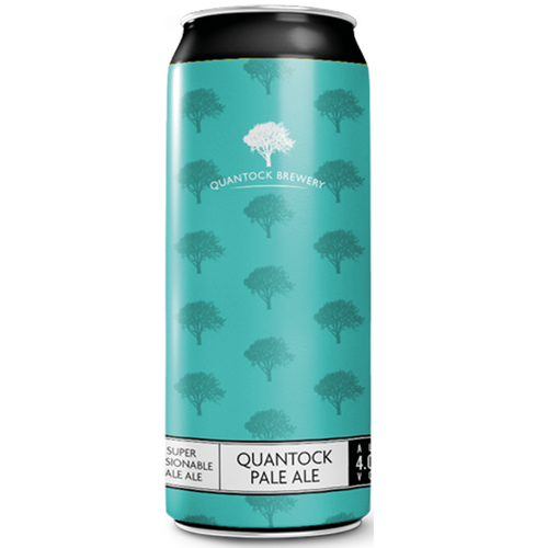Quantock Brewery QPA Session Pale Ale 440ml (4%)