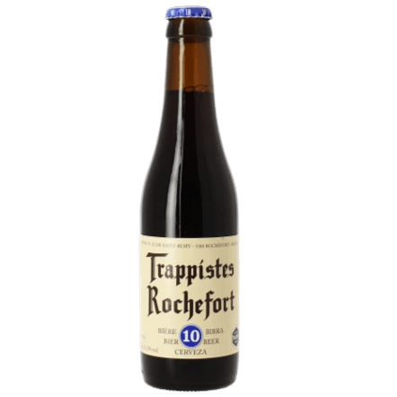 Rochefort 10 - Belgian Quadruple 330ml (11.3%) - indiebeer