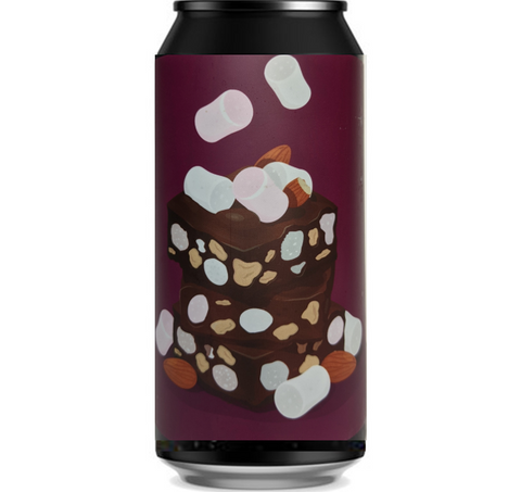 Seven Island Brewing Rocky Road Fudge Imperial Stout 440ml (12%)