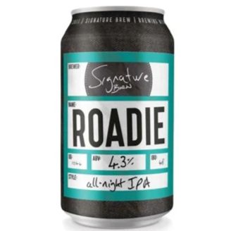 Signature Brew Roadie All-Night IPA 330ml (4.3%)
